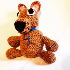 Scooby Doo Crochet Doll