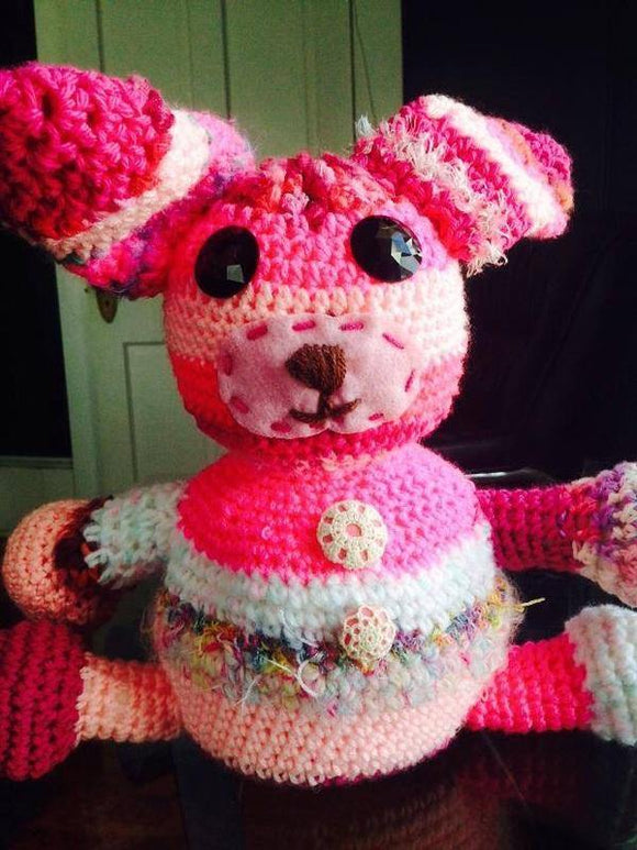 *Customize your own Crochet Doll!*