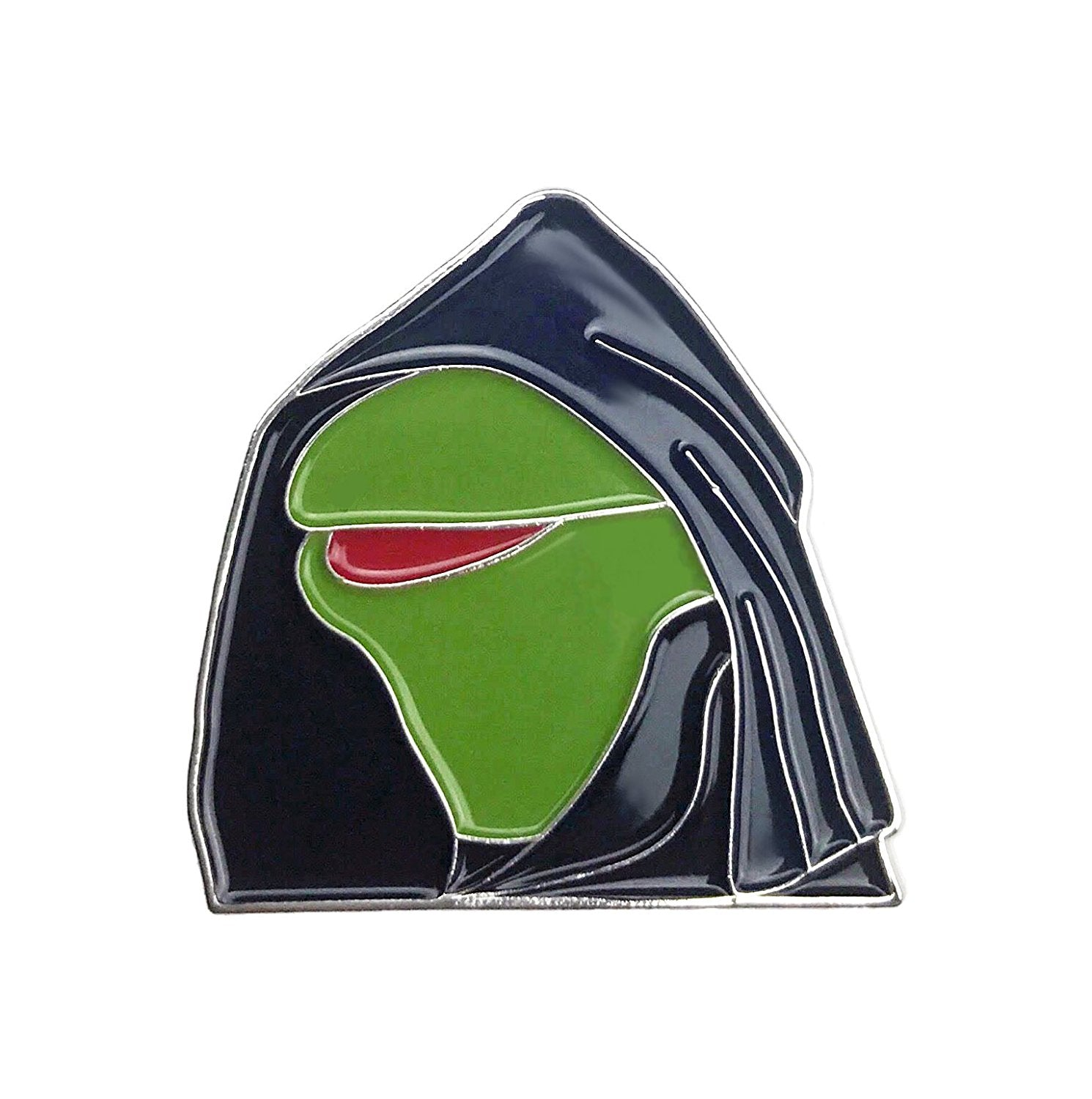 Balanced Co. Evil Kermit Meme Enamel Pin