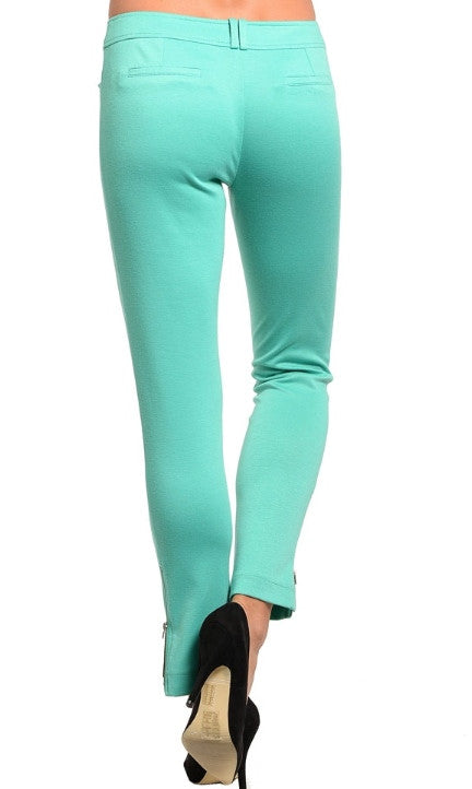 Jade Knit Ladies Pants - FINAL SALE