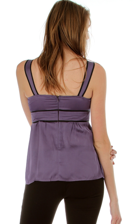 sleepless purple top