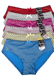 Women's Hipster Bikini Brief Panties