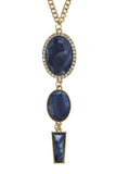 up close sapphire pendant necklace