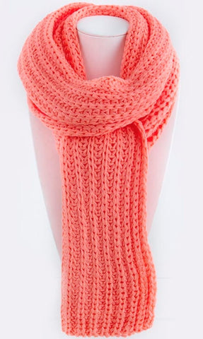 Cozy Knit Scarves