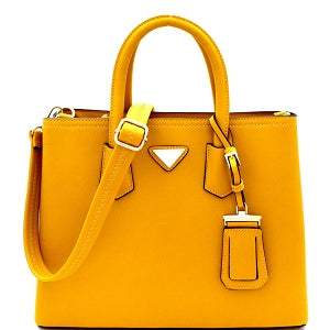 Mustard Satchel Yellow