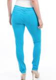 Turquoise Pants