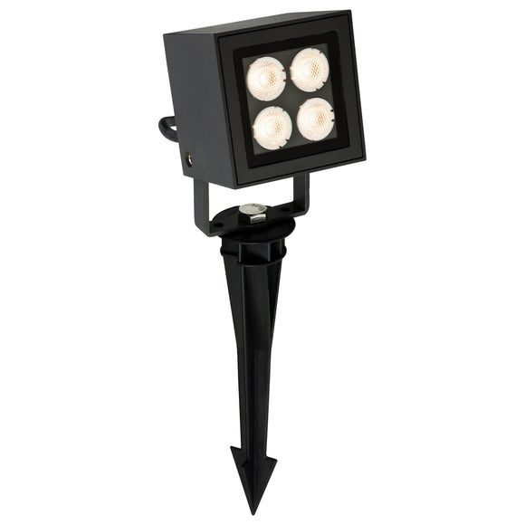 Firstlight 2336GP Graphite LED Wall & Spike Spot