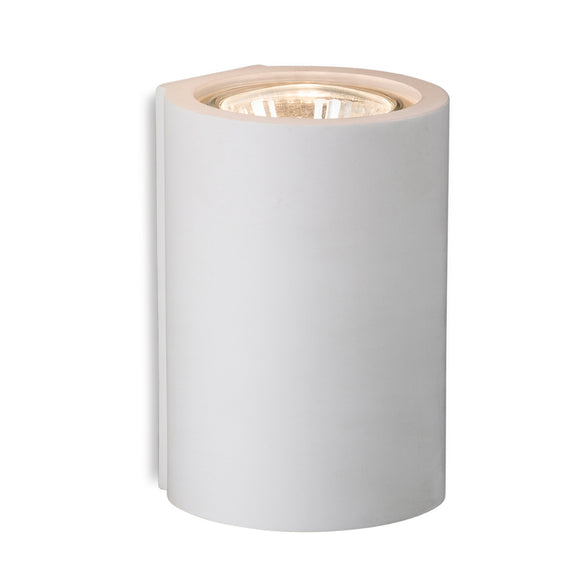 Firstlight 4899 Wells 1 Light Plaster Wall Light