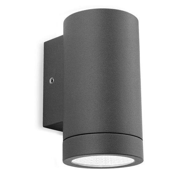 Firstlight 5937GP Shelby LED 1 Light Graphite Wall Light