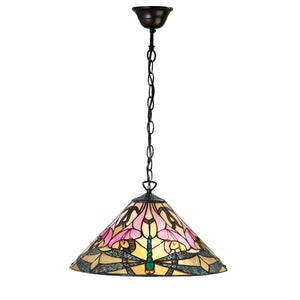 Interiors 1900 63923 Ashton Medium 1 Light Pendant