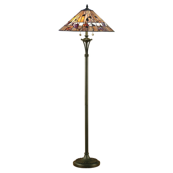 Interiors 1900 63946 Bernwood Floor Lamp