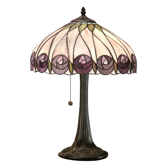 Interiors 1900 64177 Hutchinson Medium Table Lamp
