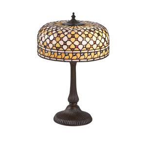 Interiors 1900 64278 Mille Feux Medium Table Lamp