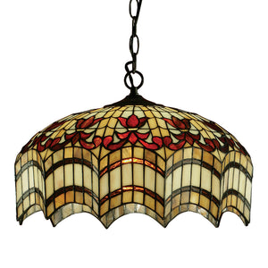 Interiors 1900 64375 Vesta Medium 3 Light Pendant