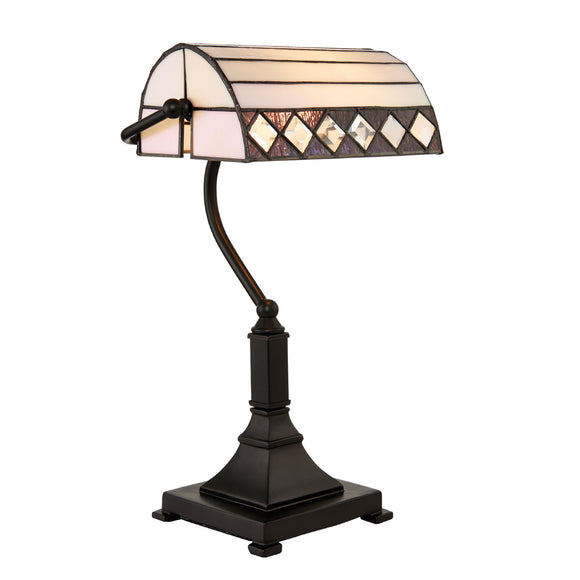 Interiors 1900 70908 Fargo Bankers Table Lamp