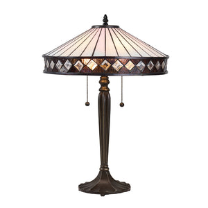 Interiors 1900 70935 Fargo Medium Table Lamp