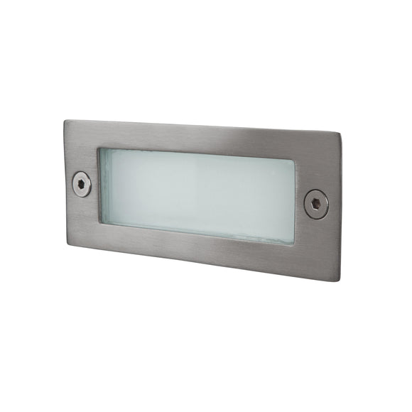 Firstlight 8101ST LED Stainless Steel Wall & Step Light