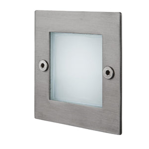 Firstlight 8102ST LED Stainless Steel Wall & Step Light