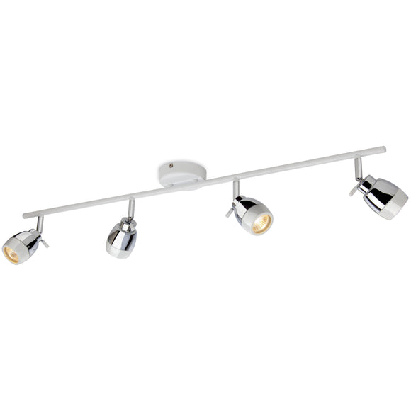 Firstlight 8204WH Marine 4 Light White Ceiling Spotlight