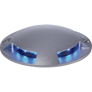 Firstlight 8245AL LED Aluminium Walkover Light