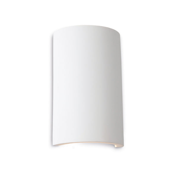 Firstlight 8323 Gallery 2 Light Plaster LED Wall Light
