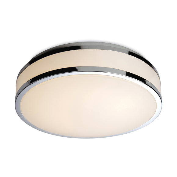 Firstlight 8342CH Atlantis LED Polished Chrome Ceiling Light