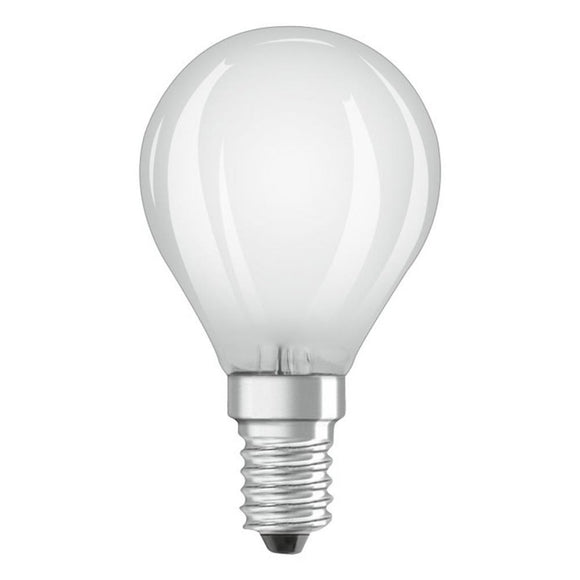 C-Lighting 24902 5w SES - E14 Dimmable Golfball Lamp 450 Lumen Opal (4000k)