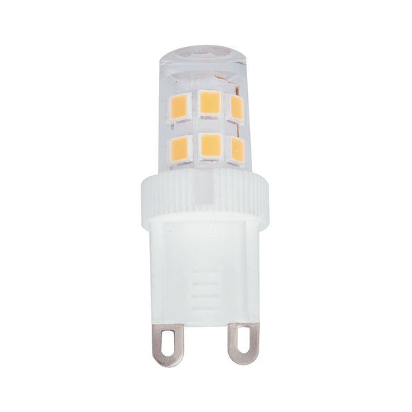 C-Lighting 25622 3w LED G9 250 Lumen (3000k)