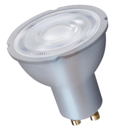 C-Lighting 24910 7w Dimmable LED GU10 520 Lumen (5000k)