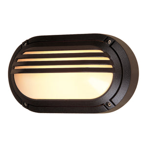 Firstlight V401BK Verona 1 Light Black Wall Light