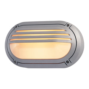 Firstlight V401SI Verona 1 Light Silver Wall Light