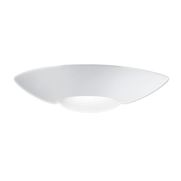 Franklite WB252 1 Light Ceramic Wall Uplighter