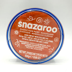 Snazaroo Face Paint - Orange