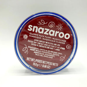 Snazaroo Face Paint - Bright Red