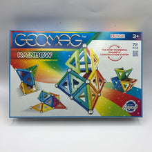Load image into Gallery viewer, Geomag - Rainbow 72pcs