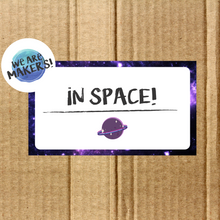 Load image into Gallery viewer, We Are Makers! In Space Craft Box