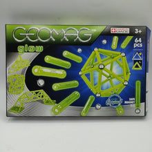 Load image into Gallery viewer, Geomag - Glow 64pcs