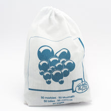 Load image into Gallery viewer, Marbles - Cotton Bag - x50
