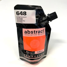 Load image into Gallery viewer, Abstract Acrylic Paint - Fluorescent - 120ml