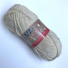 Load image into Gallery viewer, Recycled Cotton Aran Yarn