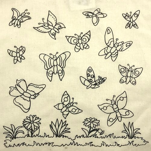 Cotton Bag - Butterfly