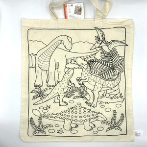 Cotton Bag - Dinosaur