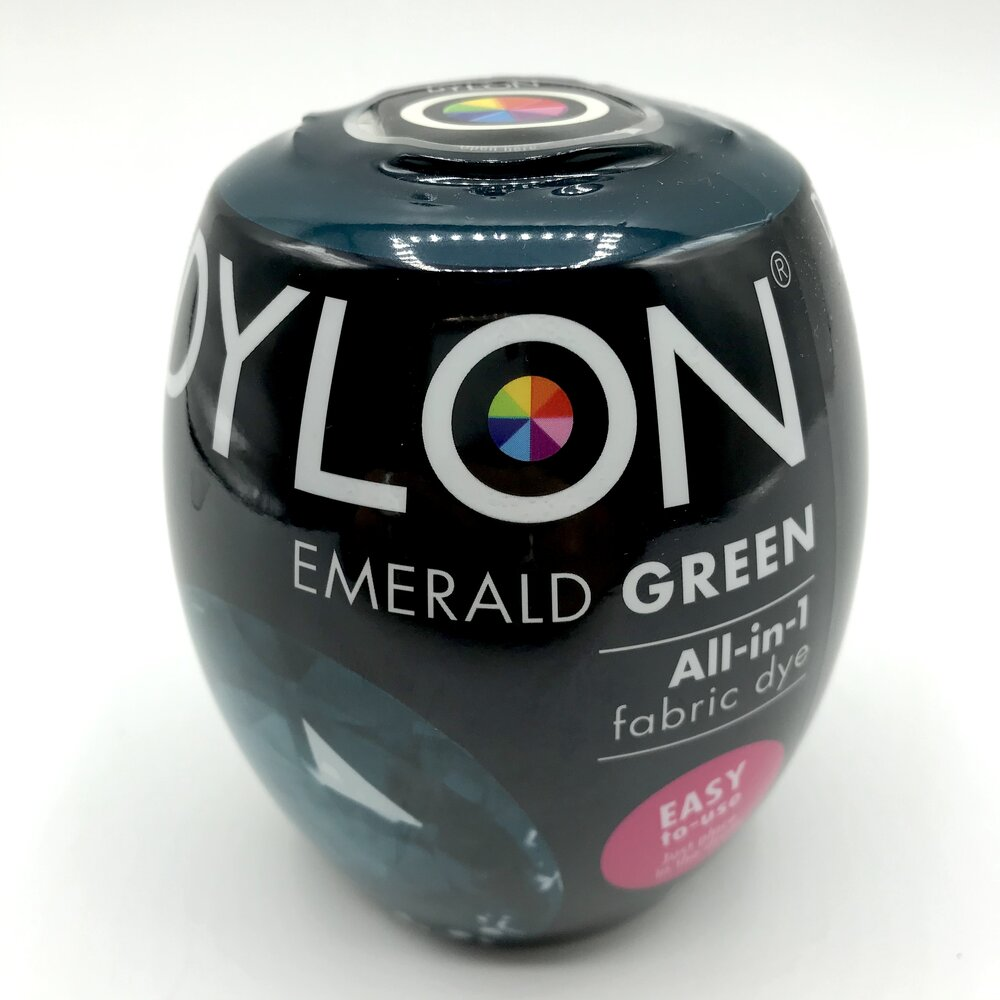 Dylon Machine Dye Pod - Emerald Green