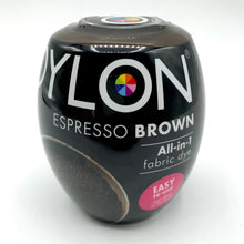 Load image into Gallery viewer, Dylon Machine Dye Pod - Espresso Brown