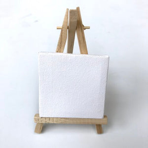 Mini Canvas and Easel