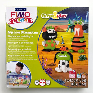 Fimo Kids - Space Monster