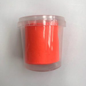 Soft Dough - Fluro Orange