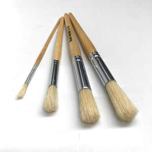 Hog Brushes - various sizes