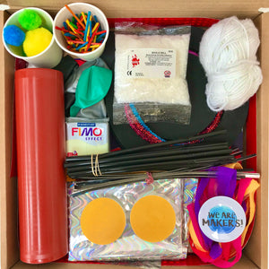 We Are Makers! In Space Craft Box