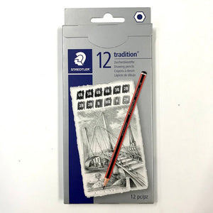 Staedtler Tradition Pencils x 12